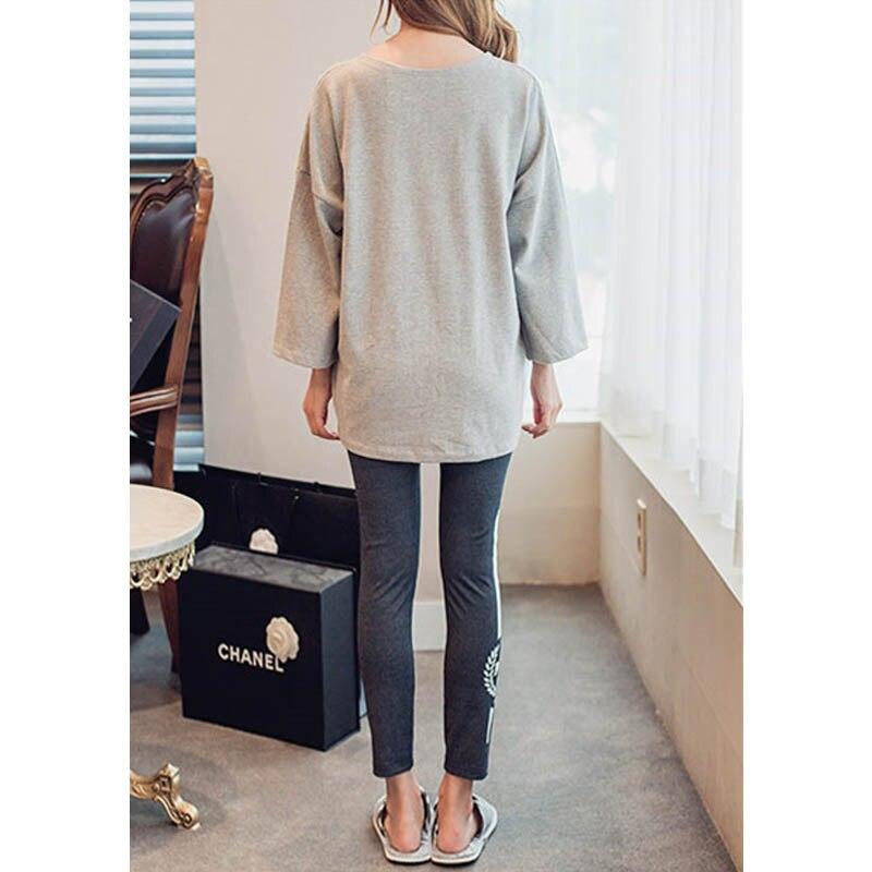 FLC104 Korean Leisure Suit Pijama Feminino Primark Pyjamas Women Pajamas Pigiama Donna Pyjama Femme Pijamas Mujer Sleepwear 2018 in Pajama Sets from Underwear Sleepwears