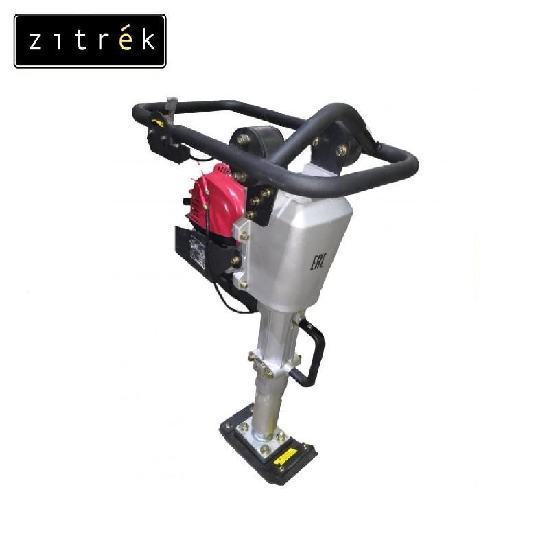Vibrotrambovka Zitrek CNCJ 30 (Honda GX35) Soil tamper Vibratory plate Plate compactor Vibrating board original plate yd07 lj41 02248a lj41 02249a buffer board