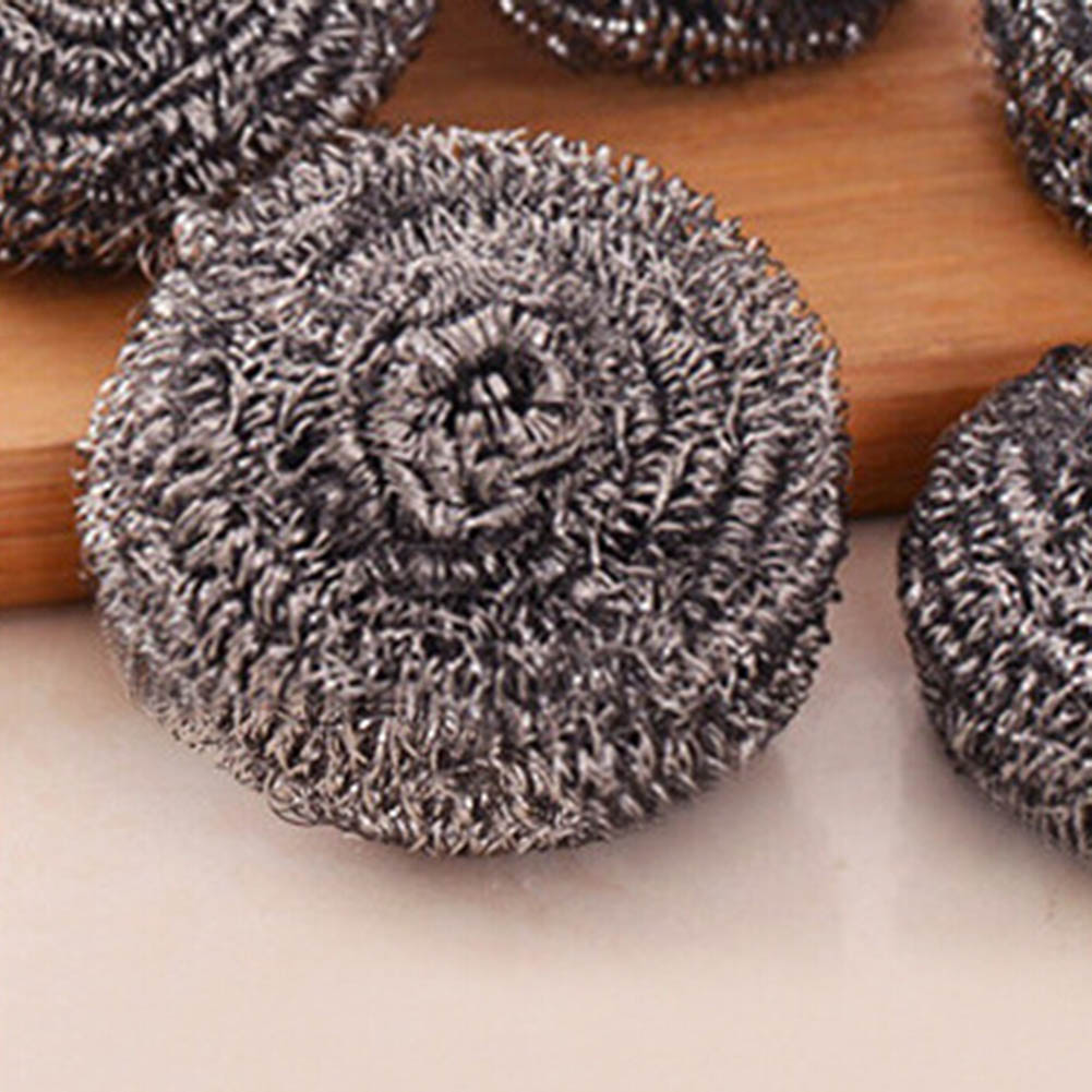 Small Crop Of Stainless Steel Wool