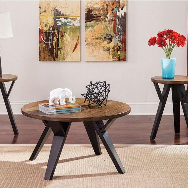Flash Furniture Signature Design by Ashley Ingel 3 Piece Occasional Table Set & Flash Furniture Signature Design by Ashley Ingel 3 Piece Occasional ...