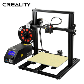 Newest CREALITY 3D Printer CR-10 Mini plus Print Size 300*220*300mm 3D printer Support Resume after power off 3D Printer DIY Kit