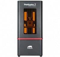 Wanhao D7 V1.5 3D лучший УФ принтер. Быстрая доставка, поддержка на русском языке, фотополимер 250 ml в подарок