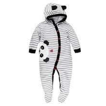 Комбинезон с капюшоном 'Panda baby' Bossa Nova 509B-472