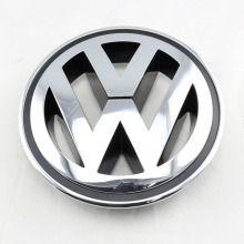 OEM Front Center Grille Chrome Emblem Badge Fit for VW Golf Jetta MK5 Passat B6 Tiguan