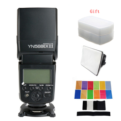 YONGNUO YN568EX III TTL High-speed Sync Wireless Flash Speedlite for Canon 1100d 650d 600d 700d 60d 6d 80d 800d 200d DSLR Camera