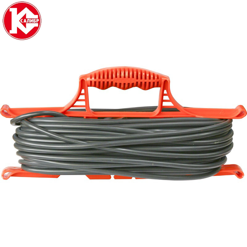 Kalibr 30 meters (2x1,5) Insulated electrical extension wire for lighting connect нож перочинный victorinox huntsman 1 3713 t7 91мм 15 функций полупрозрачный серебристый