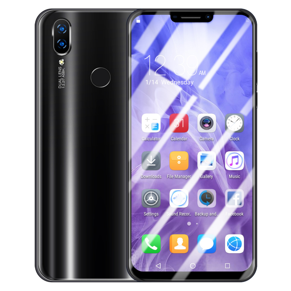 MyPhone 3i 6.1 Pouces Plein Écran téléphone portable MTK Android 6.0 Quad Core 1 GB RAM 8 GB ROM 3300 mAh dual SIM GSM WCDMA Smartphone