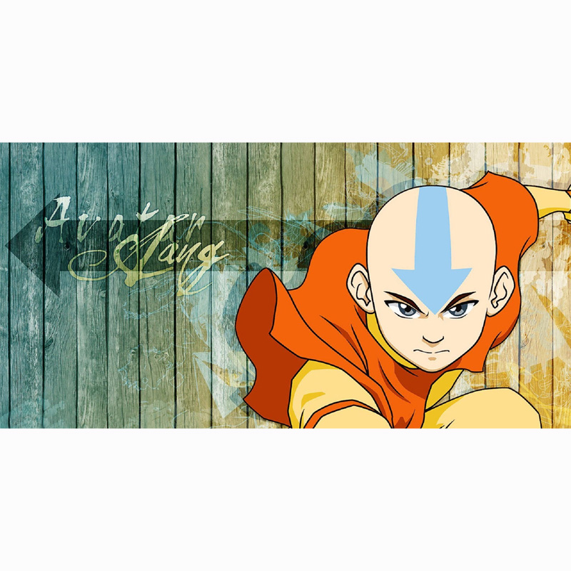 Bbq Selfless Custom Microfiber Ultra Soft The Last Airbender Bath Towel 70*140cm Beach Towel Swimming Gym Drying Towels Baby Travel Blanket Aprons