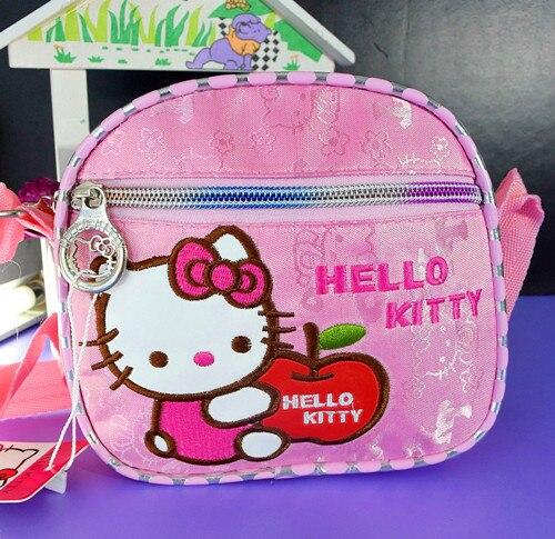Crossbody-taschen Freundlich Xingkings Neue Frauen Mädchen Hallo Kitty Taschen Messenger Tasche Kx-h8302
