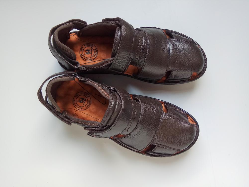 Sandálias masculinas Sandálias Qualidade Sapatos