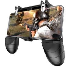 W18 PUBG Game Controller Gamepad Mobile Phone Free Fire Shoo