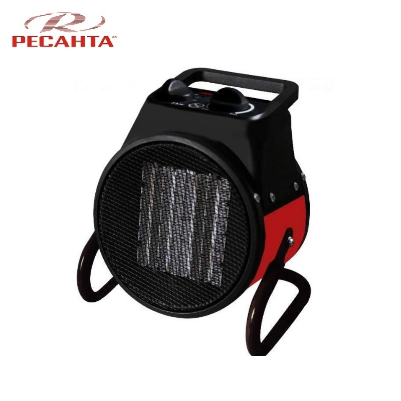 Electric fan heater RESANTA TEPK-3000K Hotplate Facility heater Area heater Space heater 240mmx240mm 300w 110v ntc100k 3m adhesive electric heating plate silicone heater 3d printer heater silicone heated pad flexible