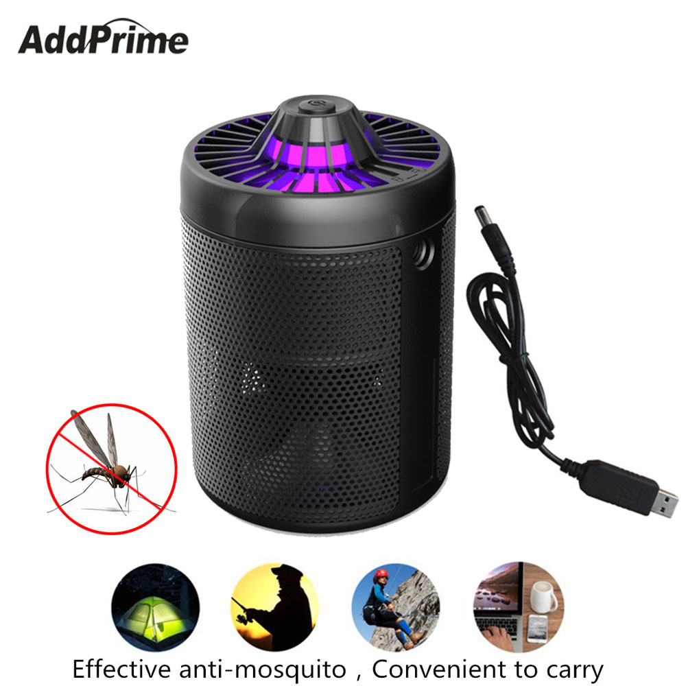 Electric Mosquito Killer Lamp USB Powered LED Home Anti Mosquito Light Fly Insect Repeller Bug Zapper Trap Lamp Pest Control uv 5w electronic mosquito killer repeller zapper led indoor bed room insect killer pest controll outdoor home fly bug trap lamp