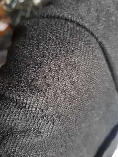 Women Loose Restore Star Airship Printing Black Thin Pullover O Neck Hoddie Sweatshirt Girls White Gray Hoodies photo review