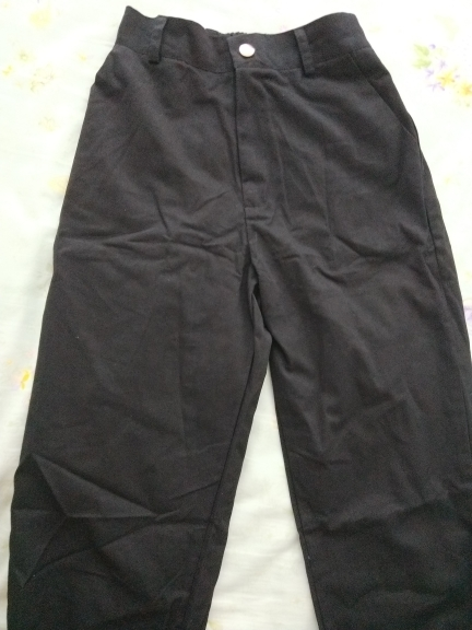Vangull High Waist Pants New Loose Joggers Women Army Harem Camo Pants Streetwear Punk Black Cargo Pants Women Capris Trousers photo review