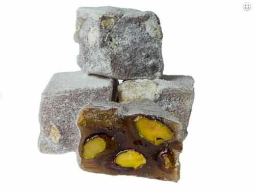 'Spice Road Coffee' TURKISH DELIGHT ASSORTED From 325 Gr Mixed Flavor
