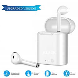 Headphones Bluetooth I7S Original Chip for Music Headphones quality Inalambricos with Load from Spains cash box