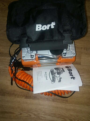 Car compressor Bort BLK-700x2