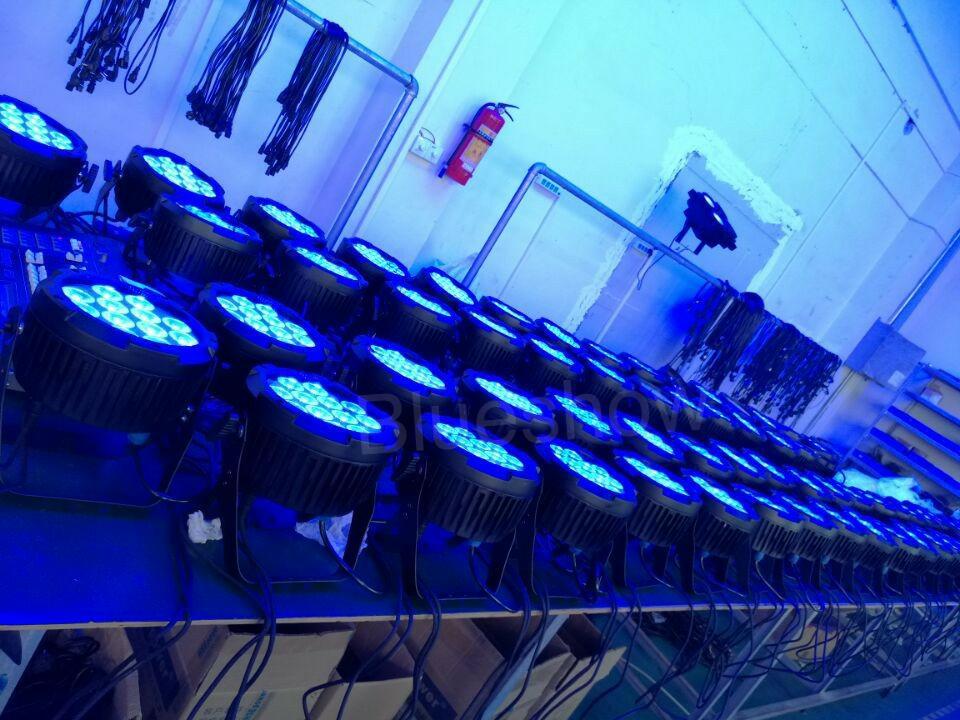 12x10w rgbw 4in1 led par light waterproof-5