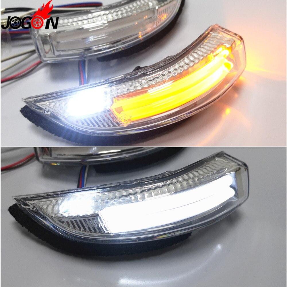 Pour Toyota Camry Corolla Prius C Venza Scion iM Avalon LED clignotant dynamique clignotant séquentiel rétroviseur latéral témoin lumineux