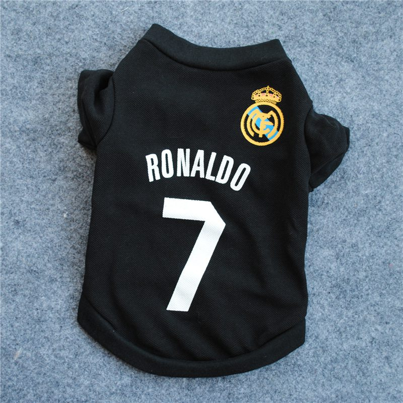 competitive price 55e2f 35293 New Arrival Ronaldo T Shirt Football 2018 Worldcup Black Dog ...