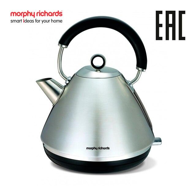 Электрический чайник Morphy Richards Accents Brushed 102022