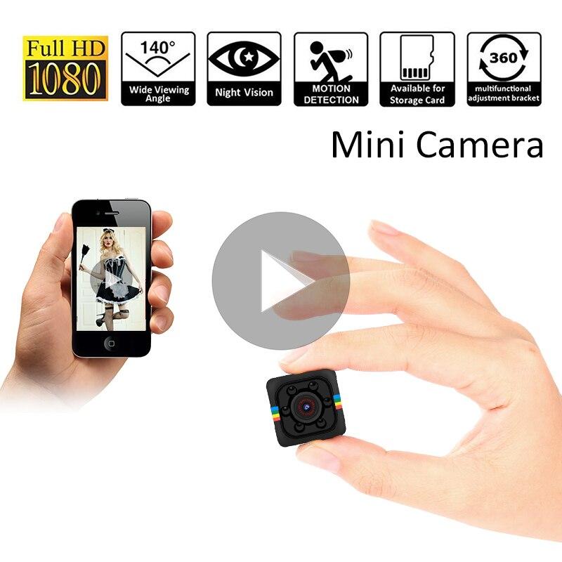 Auto DVR SQ11 Mini Video Recorder HD 1080 p 720 p Auto Dash Kamera Motion Sensor Video Kamera Weitwinkel IR Nachtsicht