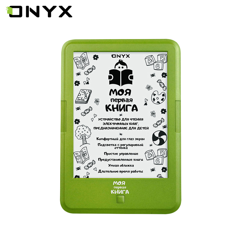 цены на e-Book Reader ONYX My First Book