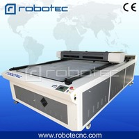 100W Reci tube CNC Laser Engraving Cutting Machines For Wood / High Efficiency Laser Paper Cutting Machine