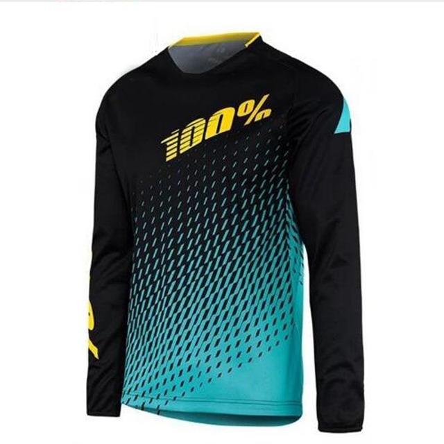 SPTGRVO Enduro Bike Jerseys Motocross BMX Racing Jersey MTB Mountain Bike Long Sleeve Clothes Downhill Camiseta DH Cycling Shirt