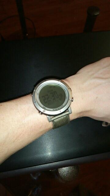 north edge часы отзывы