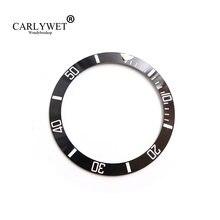 Carlywet оптовая продажа замена черный с белыми надписями керамический