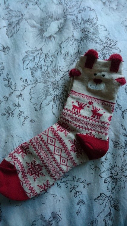 new 2018 women sock winter warm christmas gifts stereo - 421×748