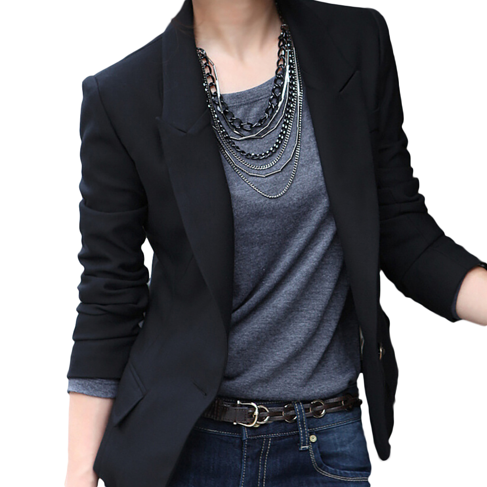 Novelty Fashion Women Business Suit Coat Beauty Classical Practical Lovely Suit