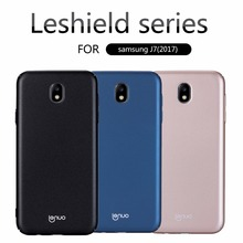 for Samsung galaxy J7 2017 case LENUO LESHIELD Series Ultra thin & light Luxury PC hard back cover