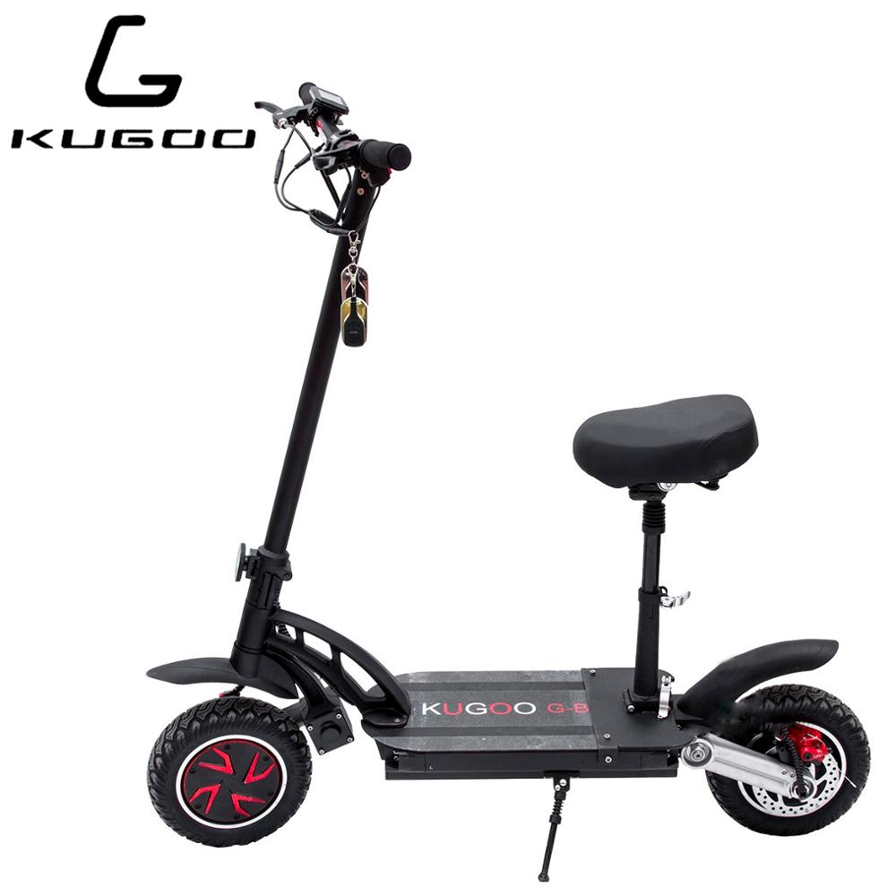 Elektrosamokat Kugoo G-BOOSTER 23AH Original Guarantee throughout Russia Electric scooter megawheels tw01s self balancing electric scooter white