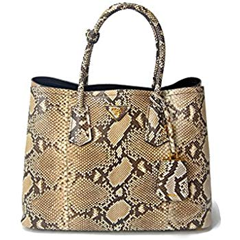 2018 women tote bag snakeskin high quality business handbag