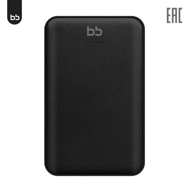 Внешний Аккумулятор BB-PB-10-06 10000 мАч, портативное зарядное устройство, для телефона черный