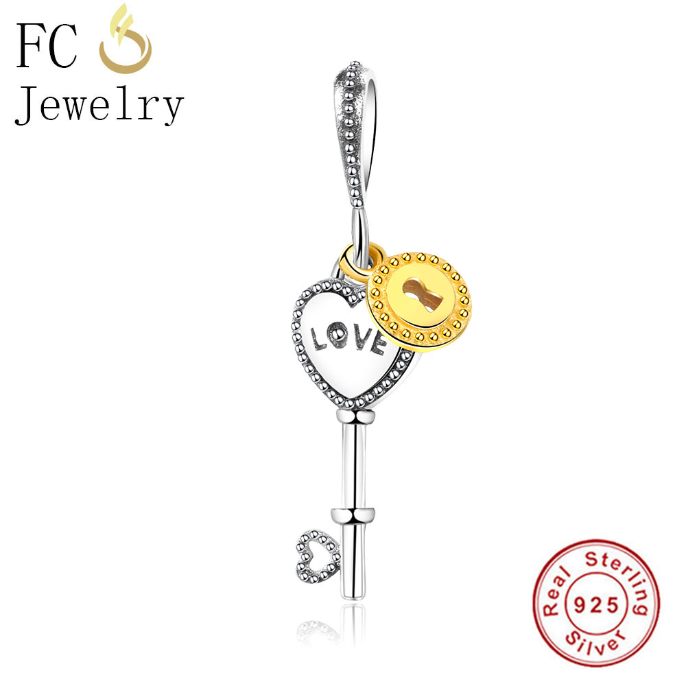 Jewel Tie 925 Sterling Silver with Gold-Toned Western Kentucky U Extra Small Dangle Bead Charm Very Small Pendant Charm 12mm x 22mm