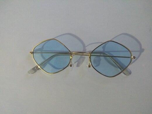 Delicate Asymetric Fashion Sunglasses photo review