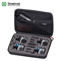 Smatree Smacase G360 Large Size Carrying Case For Gopro Hero 5 4 3 3 2 1