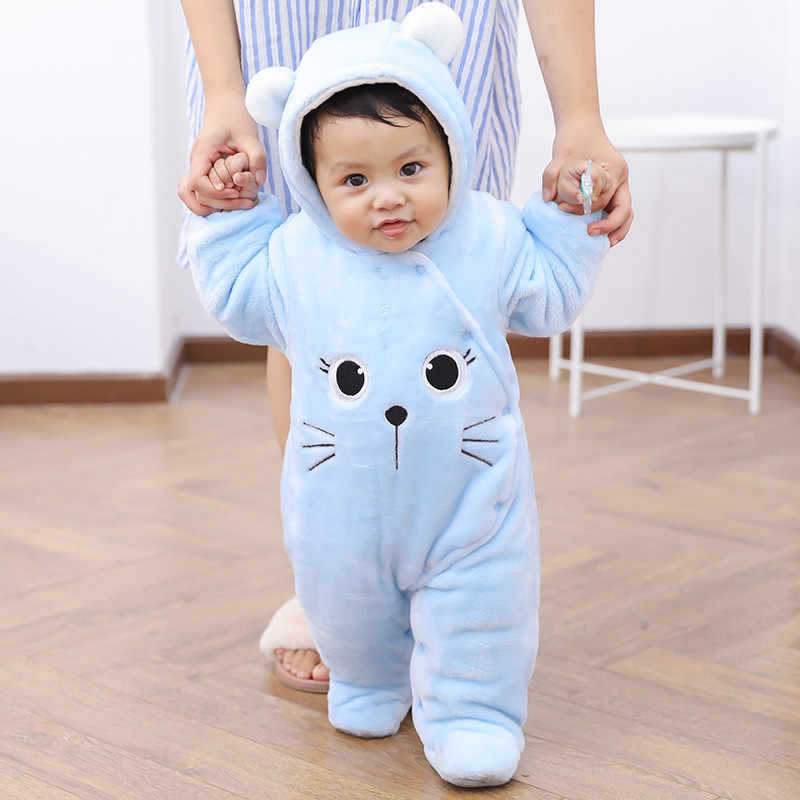 bcb768f8e Detail Feedback Questions about Winter Newborn Overalls Infant Baby ...
