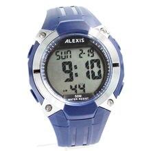 Alexis бренд dw452a подсветка даты pnp Блестящий серебряный