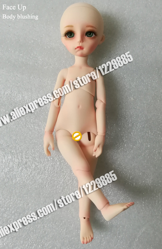 HeHeBJD girl modigli 2 6 body size 1 6 resin figures model brand new free shipping