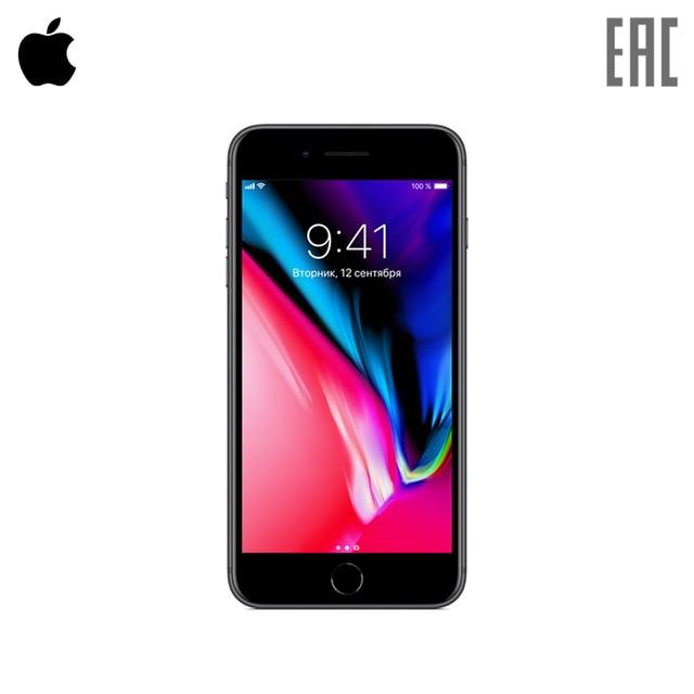 Смартфон Apple iPhone 8 Plus 64 ГБ Официальная российская гарантия