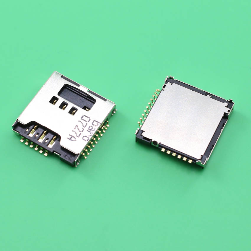 YuXi 5PCS SIM Memory TF Card Micro SD Card Tray Reader Module Holder Replacement For Samsung S5230 Star S5230C S5233 S3930