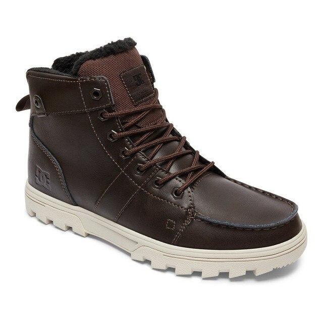 Ботинки зимние DC SHOES мужские для города и прогулок 303241-BTN