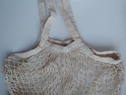 Women Fashion Portable Mesh Net Turtle Bag String Shopping Bag Reusable Fruit Vegetables Storage Handbag Totes New Handbags photo review