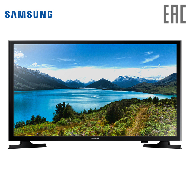 "LED TV Samsung 32"" UE32J4000AKXRU televisor HD FullHD HDMI Smart TV set TVset 4K"
