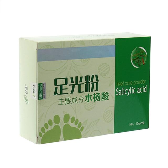herbal foot care
